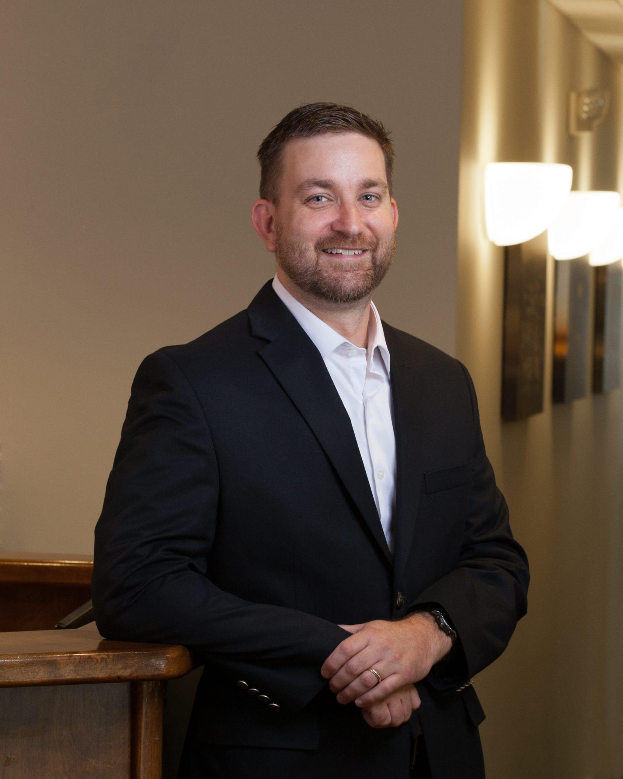 Vice President Jason Grimes