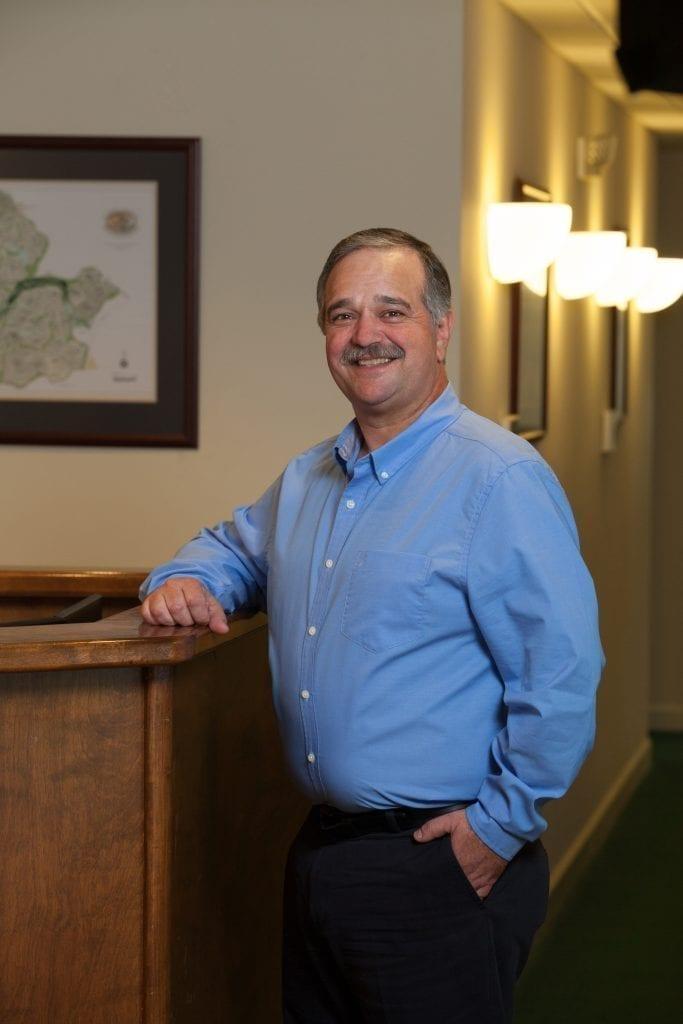 Director of Surveying - Sam Bikkers, L.S.