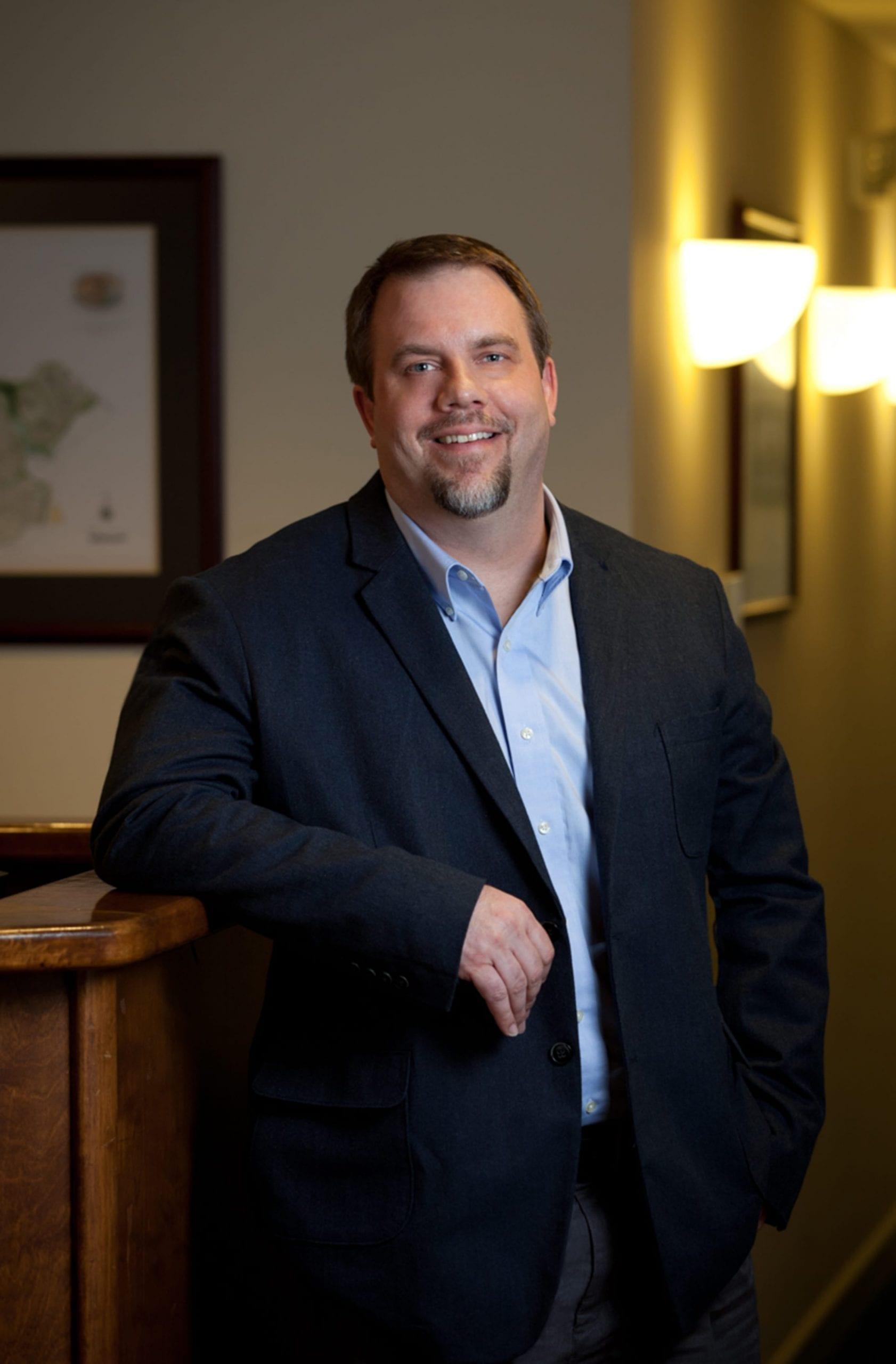 Project Manager Paul Tschiderer, P.E.