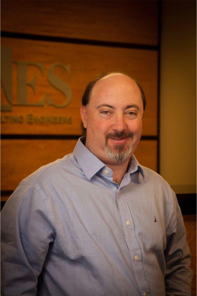 Project Manager Jason Seas, P.E.