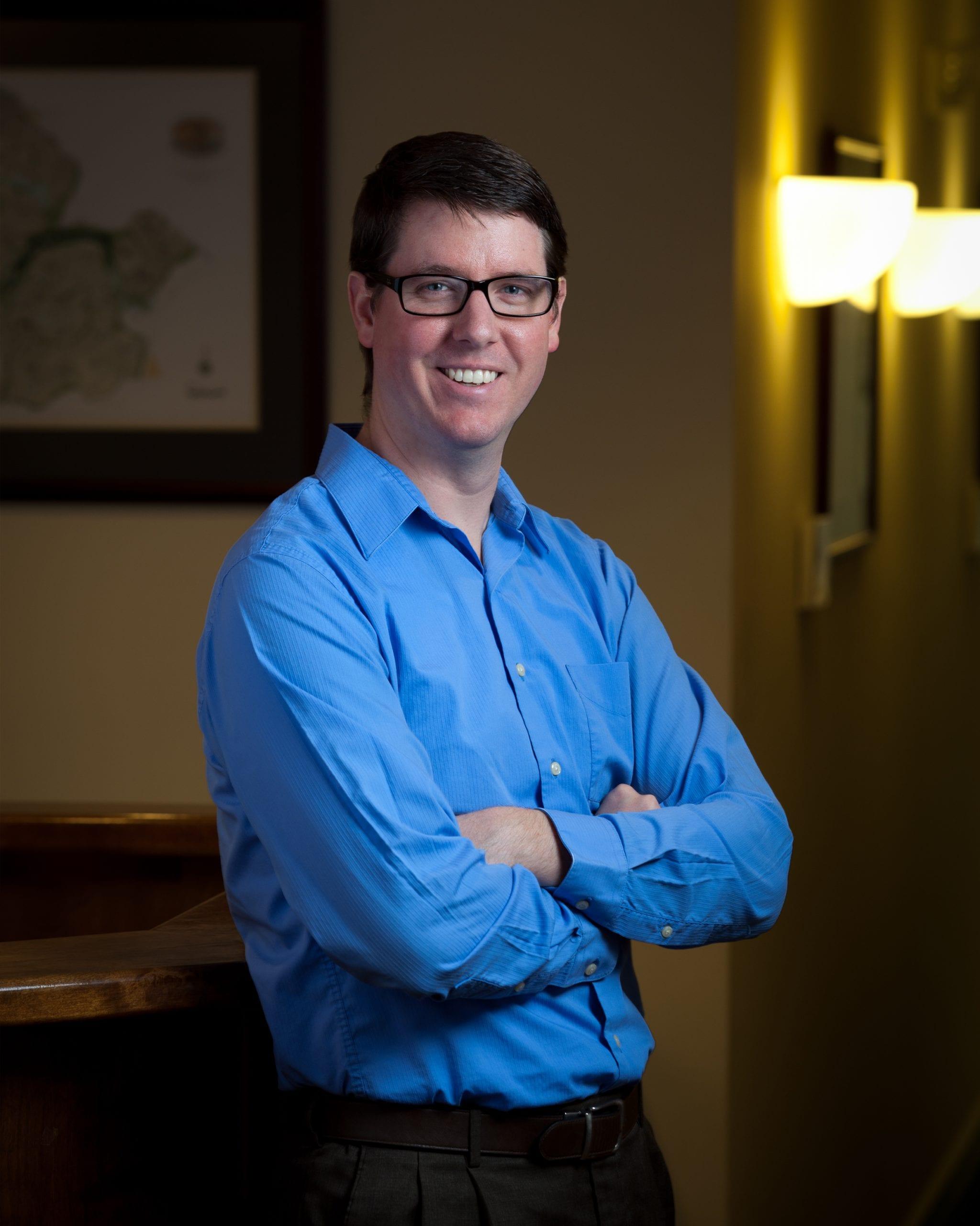 Gavin Robey, L.A., LEED