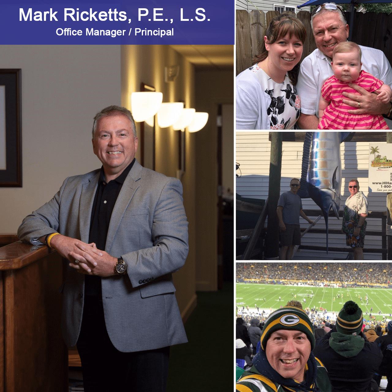 Mark Ricketts Spotlight